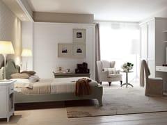 Camera da letto in legno NUOVO MONDO N07 - Nuovo Mondo