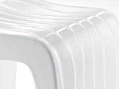 Sgabello per bagno in ceramicaWAVES SEAT - A. E T. ITALIA