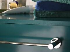 Porta asciugamani a barraPLUS | Porta asciugamani - CARLO NOBILI RUBINETTERIE