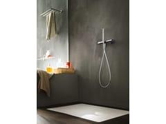 Rubinetto per doccia a 2 fori con doccettaPLUS | Rubinetto per doccia - CARLO NOBILI RUBINETTERIE
