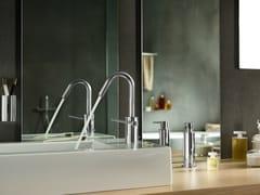 Miscelatore per lavabo da piano monoforoPLUS | Miscelatore per lavabo - CARLO NOBILI RUBINETTERIE