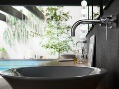 Miscelatore per lavabo a muro monocomandoPLUS | Miscelatore per lavabo a muro - CARLO NOBILI RUBINETTERIE