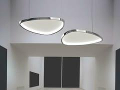 Lampada a LED con diffusore acustico SOFT DELTA - Soft Delta