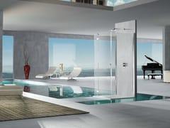 Box doccia in cristallo PURA 5000 NEW | Box doccia in cristallo - Aura – senza profili
