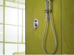 Miscelatore per doccia con deviatoreNEW ROAD | Miscelatore per doccia - CARLO NOBILI RUBINETTERIE