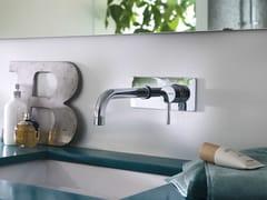 Miscelatore per lavabo a muroLIVE | Miscelatore per lavabo a muro - CARLO NOBILI RUBINETTERIE