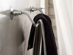 Porta asciugamani a barraCARLOS PRIMERO | Porta asciugamani - CARLO NOBILI RUBINETTERIE