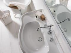 Rubinetto per lavabo a 3 foriRITZ | Rubinetto per lavabo a 3 fori - CARLO NOBILI RUBINETTERIE