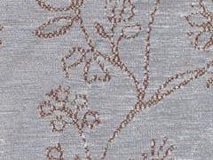Tessuto lavabile con motivi florealiBETH - KOHRO