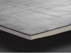 Lastra di cartongesso con lamina di piomboPregy RX - SINIAT BY ETEX BUILDING PERFORMANCE