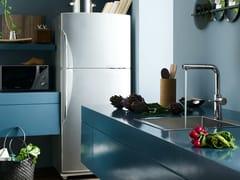 Miscelatore da cucina cromato con doccetta estraibileWEB | Miscelatore da cucina cromato - CARLO NOBILI RUBINETTERIE
