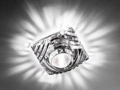 Faretto alogeno in cristallo MENCAR - Crystal Spotlight
