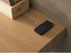 Ricarica wireless in legnoQINSIDE - PRESOTTO INDUSTRIE MOBILI