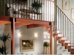 Soppalco in legno masselloSoppalco - RINTAL BY STAIRS STUDIO
