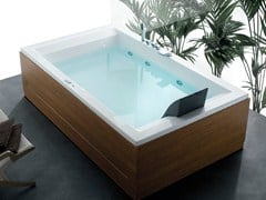 Gruppo Geromin, ERA PLUS 200X120 | Vasca da bagno idromassaggio  Vasca da bagno idromassaggio