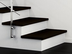 Rivestimento per scale in faggioRivestimento per scale in faggio - RINTAL BY STAIRS STUDIO