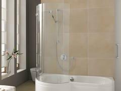 Vetro Per Vasca Da Bagno Prezzi : Sovrapposizione vasca da bagno come funziona e quanto costa