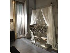Culla foglia argento a dondoloREBECCA | Culla - BIZZOTTO