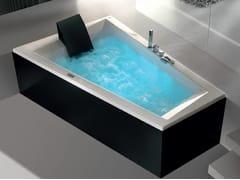 Gruppo Geromin, ERA PLUS 180 x 120/70 Vasca da bagno idromassaggio in legno