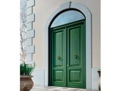 Porta d'ingresso in legno per esternoFIRENZE | Porta d'ingresso - BG LEGNO