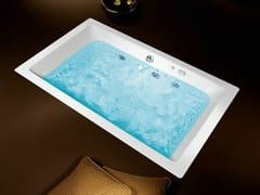 Kaldewei Italia, CONOPOOL Vasca da bagno idromassaggio con cromoterapia da incasso