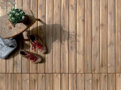 Decking in legno FENCE -