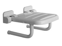 Sedile doccia ribaltabile in acciaioMAXIMA | Sedile doccia - PONTE GIULIO