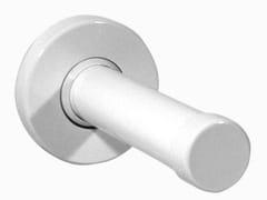 Maniglione bagno con portarotoloTUBOCOLOR | Maniglione bagno con portarotolo - PONTE GIULIO