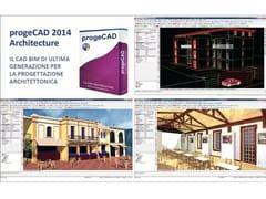 Disegno tecnico CAD 2D 3DprogeCAD Architecture - PROGESOFT