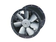 Ventilatore elicoidale tubolare TCBB/TCBT -