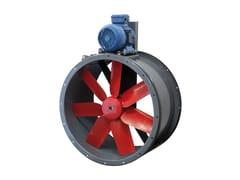 Ventilatore elicoidale tubolare a trasmissione TTT-N -
