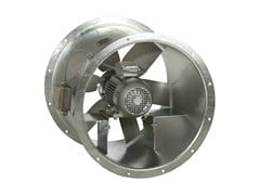 Ventilatore assiale con pale regolabili THGT -