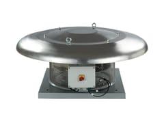 Estrattore centrifugo da tetto CRHB ECOWATT -
