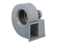 Ventilatore centrifugo a semplice aspirazioneCMB/CMT - S & P ITALIA