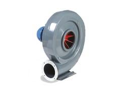 Ventilatore centrifugo a semplice aspirazioneCBB/CBT - S & P ITALIA