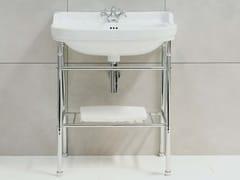 Mobile lavabo in metallo cromato EFI   Mobile lavabo - Efi