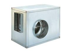 Cassa di ventilazione a trasmissione CVST -