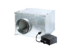 Impianto di ventilazione meccanica forzata Impianto di ventilazione meccanica forzata -