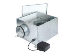 Cassa di ventilazione insonorizzata compatta CVB Slimbox -