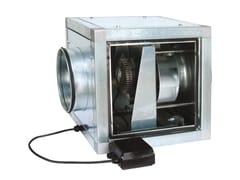 Cassa di ventilazione autopulente CVAB/CVAT -