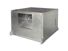 Cassa di ventilazione a trasmissione 400°c/2h CVHT -