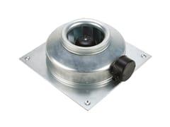 Ventilatore centrifugo in linea da parete VENT-V -