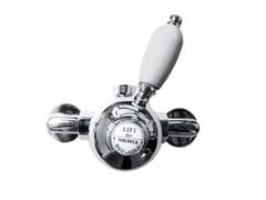 Miscelatore per doccia a 2 fori monocomando ST. JAMES | miscelatore doccia esterno - St. James