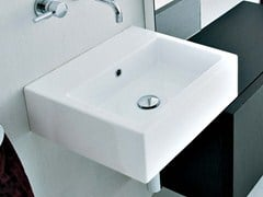 Lavabo in ceramica ACQUALIGHT | Lavabo in ceramica - Acquagrande