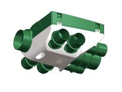 Impianto di ventilazione meccanica forzata OZEO 2 H -