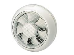 S & P Italia, HCM-N Ventilatore elicoidale da vetro o parete