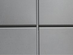 Laminato metallico continuo per facciataAZENGAR® - VM BUILDING SOLUTIONS GMBH