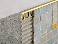 Bordo in alluminio per rivestimentiPROJOLLY Bassi spessori - PROGRESS PROFILES