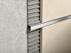 PROGRESS PROFILES, PROLISTEL ACC | Bordo in acciaio lucido  Bordo in acciaio lucido