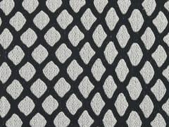 Tessuto piquè con motivi graficiCAVIAR - ALDECO, INTERIOR FABRICS